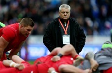 Gatland –  Master of the wind-up has yet to deliver against southern hemisphere
