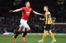 James Wilson has signed a new contract at Manchester United