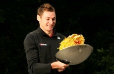5 recipes you should try from Irish sports star David Gillick's cookbook