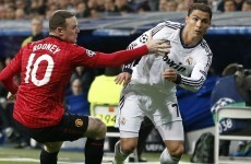'I miss playing with Wayne Rooney'