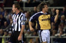 David Ginola hasn't taken too kindly to 'arrogant' Alan Shearer's view of French football
