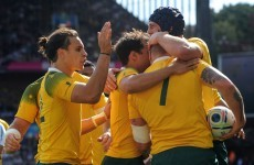 The Wallabies made light work of Uruguay and move top of the Pool of Death
