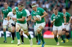 Here's how we rated Ireland in their rumble with Romania