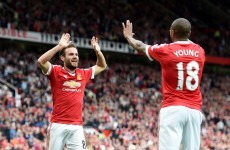 Top of the league and having a laugh – Man United are now targeting the quadruple