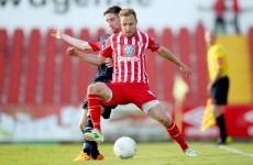Sligo's international star a class act, former Ireland winger Treacy beginning to shine