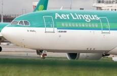 Aer Lingus plane makes emergency landing at JFK