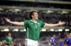 'I'd rather have one cap for Ireland than 100 caps for England' – Kilbane