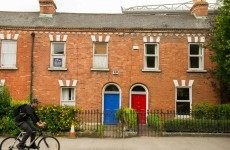Asking prices for Dublin houses have fallen for the first time in almost 3 years