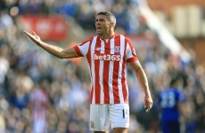 Stoke hopeful of 'compromise' in ongoing contract tussle with Ireland's Jon Walters