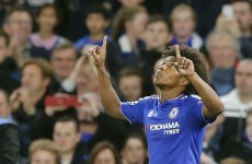 Could Iker Casillas have done more to stop this spectacular Willian free-kick?