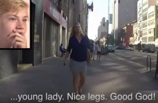 Sons watched their mums getting catcalled… and they weren't impressed