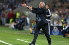 Chelsea beaten on Jose Mourinho's return to Porto