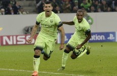 Last-gasp Aguero penalty wins it for Man City after Hart's heroics