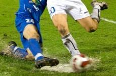 Footballer jailed for deliberately breaking opponent's leg in 'horror tackle'