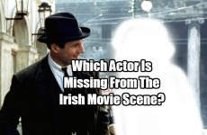 Which Actor Is Missing From The Irish Movie Scene?