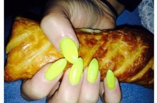 This girl's gas Instagram shot of a sausage roll is setting Twitter alight