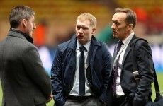 Scholes thinks only 1 Premier League player is good enough to get in the Barca or Real team*