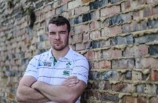Ireland hardman Peter O'Mahony ready to take on 'formidable' Italy pack