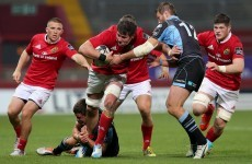 Munster make it three wins from three, but struggle against a weakened Glasgow