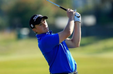 Paul Dunne is doing it again at St Andrews