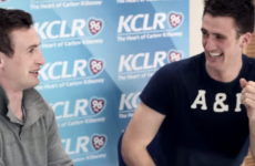 Kilkenny stars take on Irish magician Keith Barry in poker