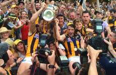 Hawthorn win third Australian Football League title in a row