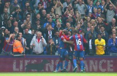 Crystal Palace in Premier League dreamland after downing poor West Brom