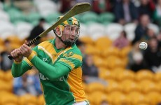 Kilcormac/Killoughey's stranglehold on Offaly hurling came to an end today