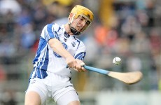 Thomas Ryan on fire as Tallow march into Waterford senior hurling final