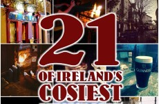 21 of Ireland's cosiest pubs for a pint by the fire