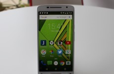 The Moto X Play: A large battery helps push a solid Android phone forward