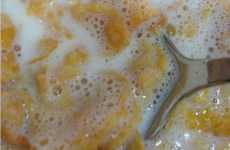 It turns out that loads of people use warm milk on their cereal
