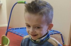 Four-year-old boy at centre of 'Hope for Cian' campaign has passed away