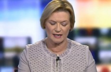 The RTE news was delayed for 10 minutes when tech gremlins struck…