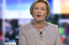 Eileen Dunne was hailed a hero after last night's disastrous Nine o'clock News