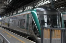 Woman dies after being struck by train in Kildare