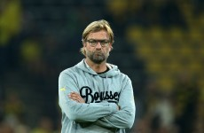 Jurgen Klopp has been asked whether he is about to become the next Liverpool manager