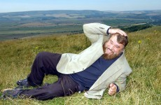 Brian Blessed 'delivered a baby in a park and bit through its umbilical cord'