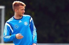 'The Irish are under pressure' – Reus hopes hosts come out and play at Aviva