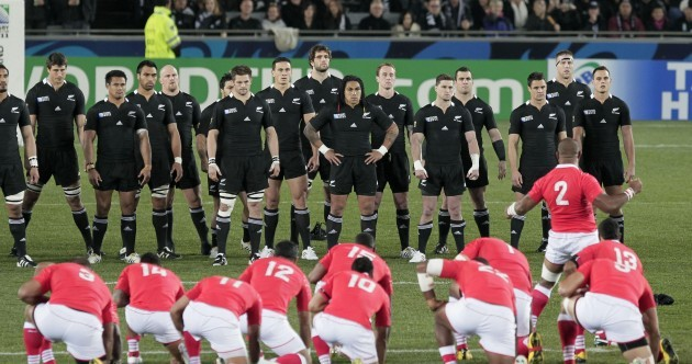 'Haka' fans, there's a special treat in store for you tomorrow