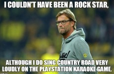 'I like heavy metal!' – 13 of our favourite Jürgen Klopp quotes