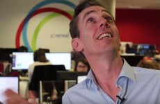 Ryan Tubridy has raised the horrifying prospect of an election/Toy Show clash