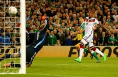 As it happened: Republic of Ireland v Germany, Euro 2016 qualifier