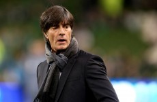 'We avoided 99 of those long balls but the 100th was one too many' – Löw