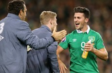 #ThanksShaneLong is trending in Ireland this morning, and it's wonderful