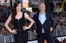 Alec Baldwin likes to embarrass his kids just as much as your dad… It's the Dredge