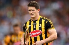 Kilkenny hurler Paul Murphy had some craic at the Aviva last night!
