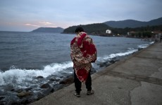 One-year-old baby dies on migrant boat bound for Greece