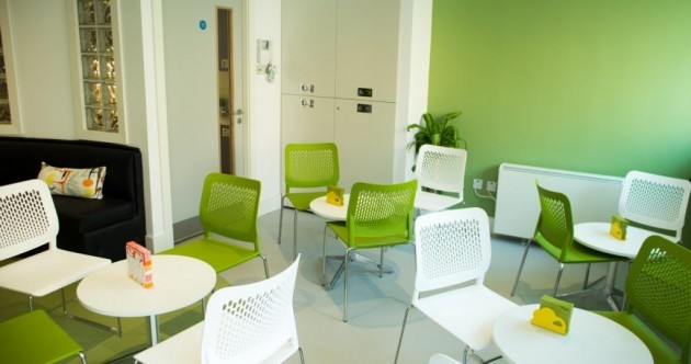 Pics: Inside Ireland's first café for homeless young people