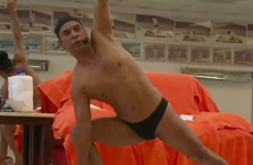 A court has ruled that this man can't copyright yoga poses
